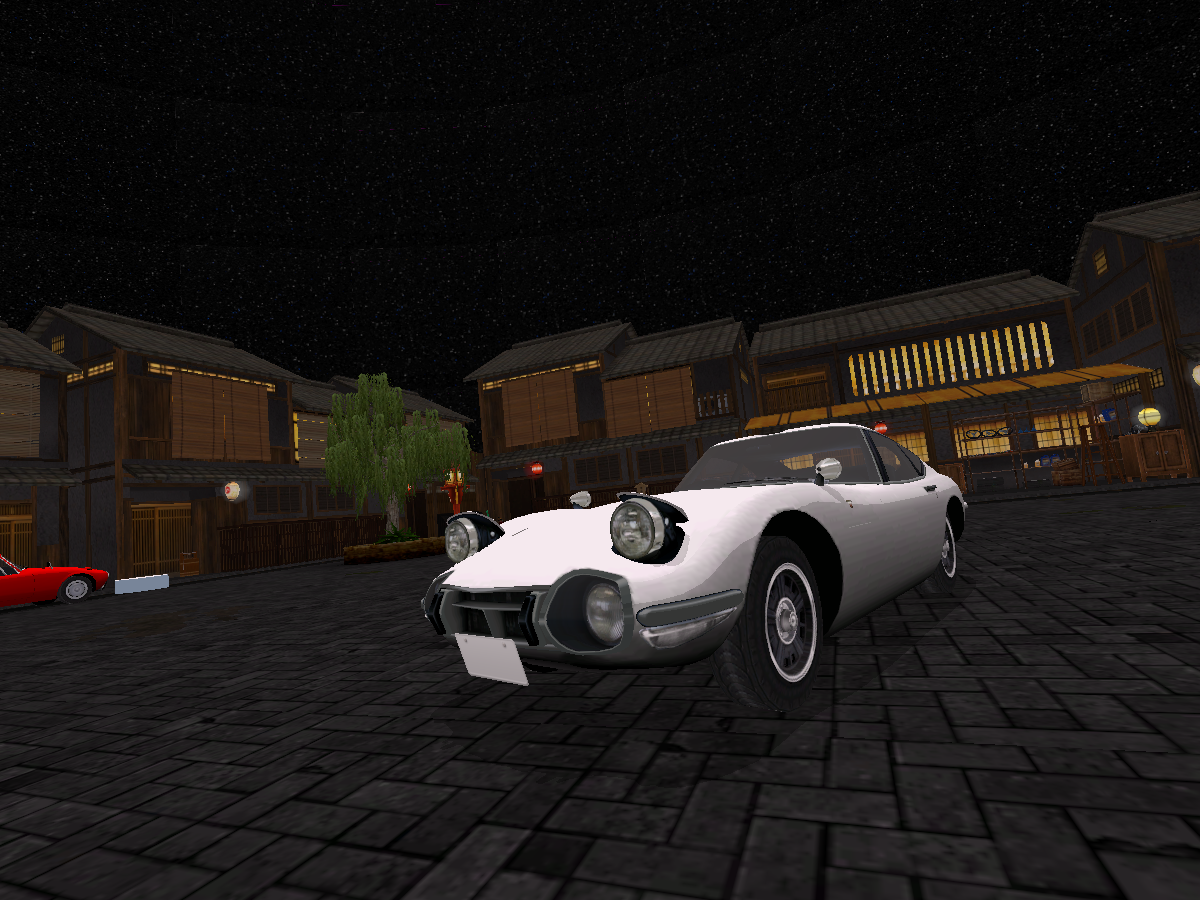 [DRSP] Old Town 〈Classic Car Avatars〉