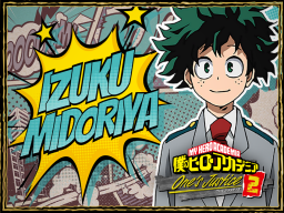 My Hero Deku-demia Avatars