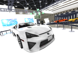 [DRSP] Showroom 〈Exotic Car Avatars〉