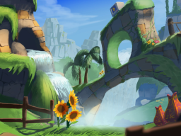 Green Hill Zone (WIP)