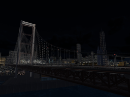 DrivingCity at Night