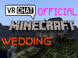 Official Minecraft Wedding map