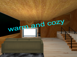 warm and cozy love