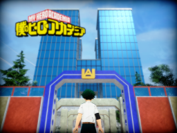 U․A․ High School - My Hero Academia